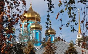 Обои на рабочий стол православный крест