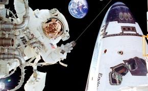 Фото юрия гагарина в хорошем качестве в космосе